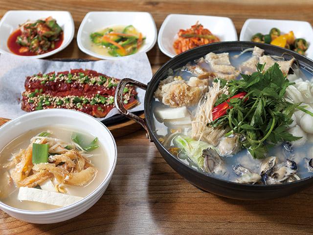 韓国で冬の味覚を味わおう!ソウル、高城、束草、平昌で楽しむ旬のグルメガイド